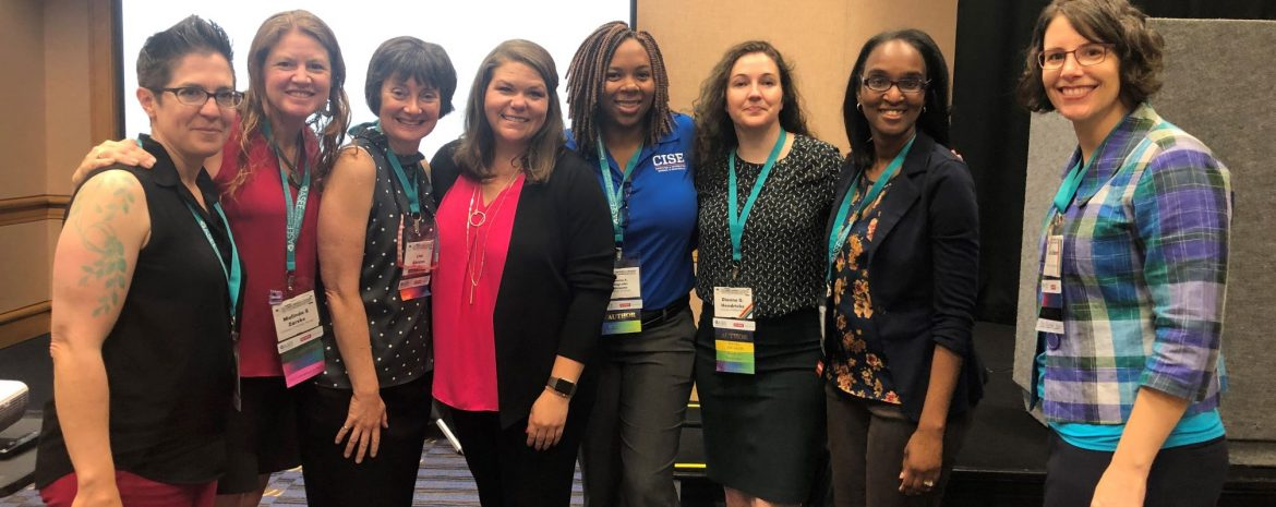 8 Presenters from ASEE 2019 Annual Conference Professional Development DEI 100 session