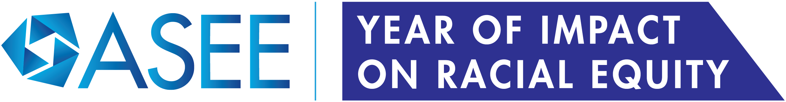 Year of Impact on Racial Equity logo